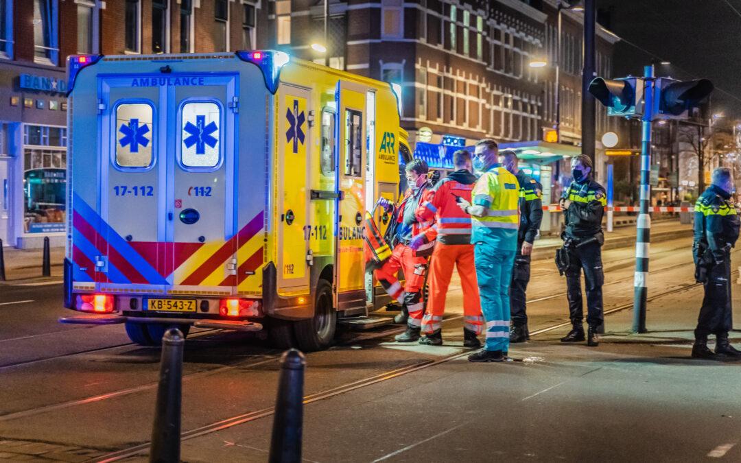 Mannen zwaargewond na steekpartij 1e Middellandstraat Rotterdam