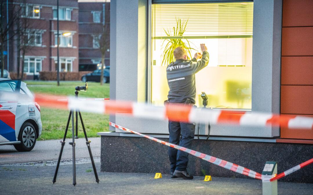 Politie onderzoekt schietpartij Rotterdam Nesselande